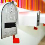 primrose house mail box